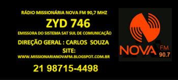 www.radiomissionarianovafm.com.br