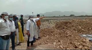 Anasagar Lake: 'Arbitrary Construction Happening In No Construction Zone'
