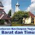 Pemekaran Kevikepan Yogyakarta:  Barat dan Timur (7 Oktober 2020)