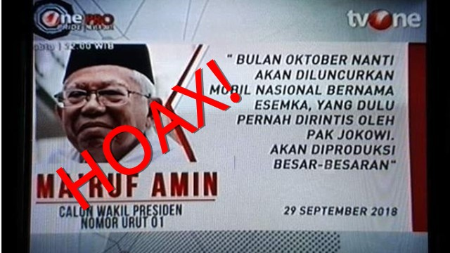 Pegiat Medsos: Pendukung Jokowi tak Ada yang Kecam #HoaxEsemka, Beda dengan Hoax Ratna