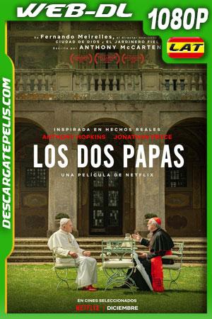 Los dos papas (2019) 1080p WEB-DL Latino – Castellano – Ingles