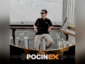 Tạo khung ảnh avatar Pocinex để làm chuyên gia tài chính