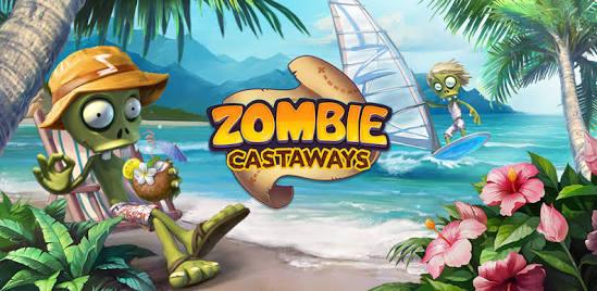 Zombie Castaways v3.5.1 Apk Mod [Dinheiro Infinito]