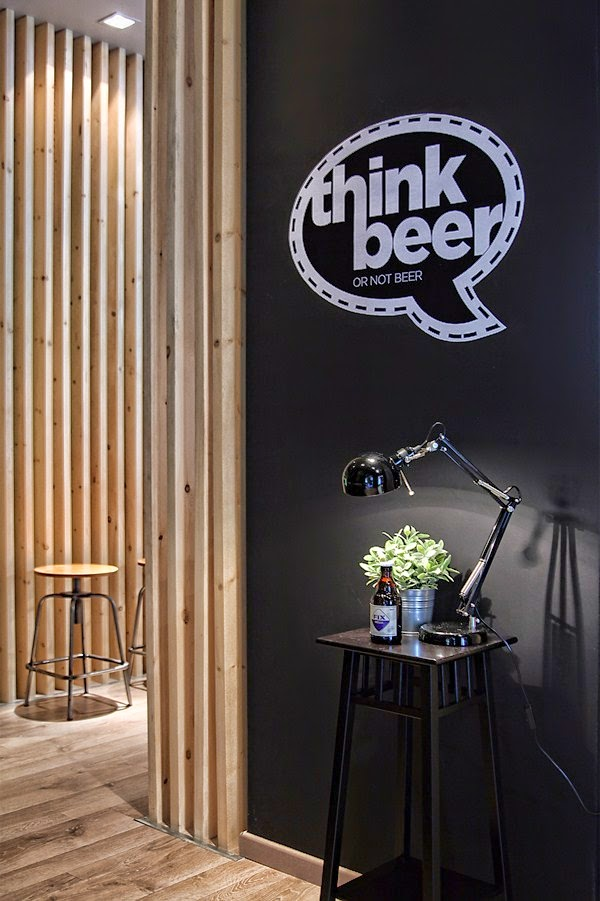 Cervecería Think Beer, Atenas