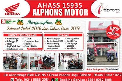 Alphons Motor AHASS 15935
