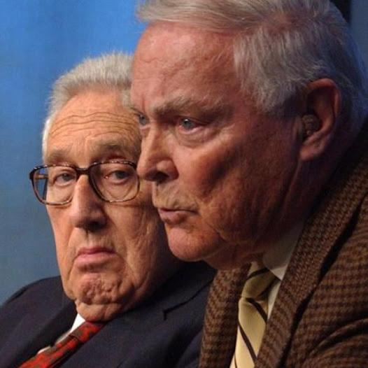 Alexander Haig Henry Kissinger depopulation Club of Rome great reset oligarchy
