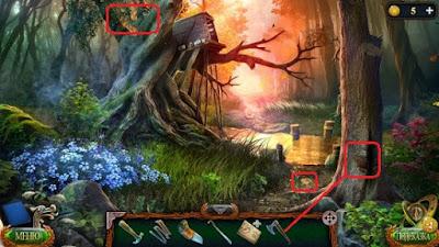 топором рубим дерево в игре затерянные земли 4 скиталец