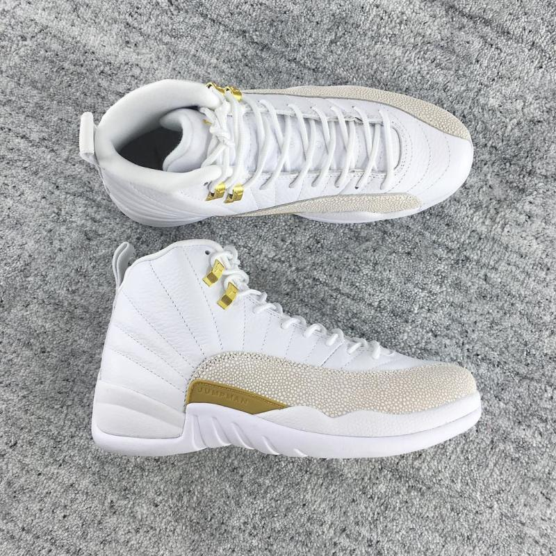 3239098abe4348 Air Jordan 12 OVO will be arriving next month