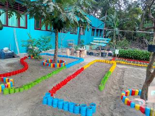Kebun Taman Gizi Kampung KB Gumulan