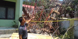 PT  Wulan Cipta  Sejati Abaikan Kualitas Bangunan  Dan Keselamatan Pekerja  Pada Pembangunan Kantor Disdukcapil Kota Cirebon  Yang Menyebabkan Runtuhnya bangunan Tersebut Yang Menimbulkan  Korban Beberapa Pekerja