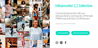InfluenceHer Collective influencer platform links brands with female Millenial and Gen Z influencers