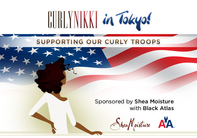God Bless Our Troops  | CurlyNikki | Natural Hair Care