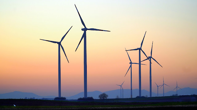 India's advancement in wind energy