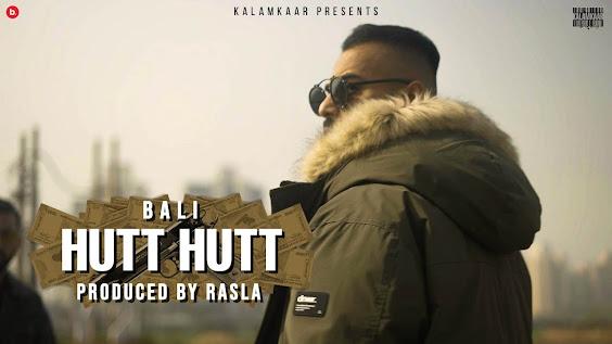 HUTT HUTT SONG LYRICS | BALI | KALAMKAAR | MHBHH EP Lyrics Planet