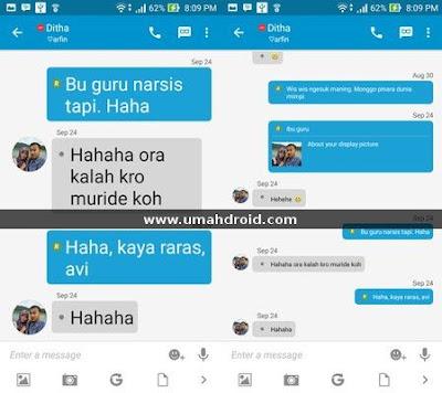 Beberapa hari terakhir pihak Blackberry Limited memperbarui aplikasi BBM mereka di Play S Download BBM Clone Terbaru Bisa Font Resize dan Zoom Chat