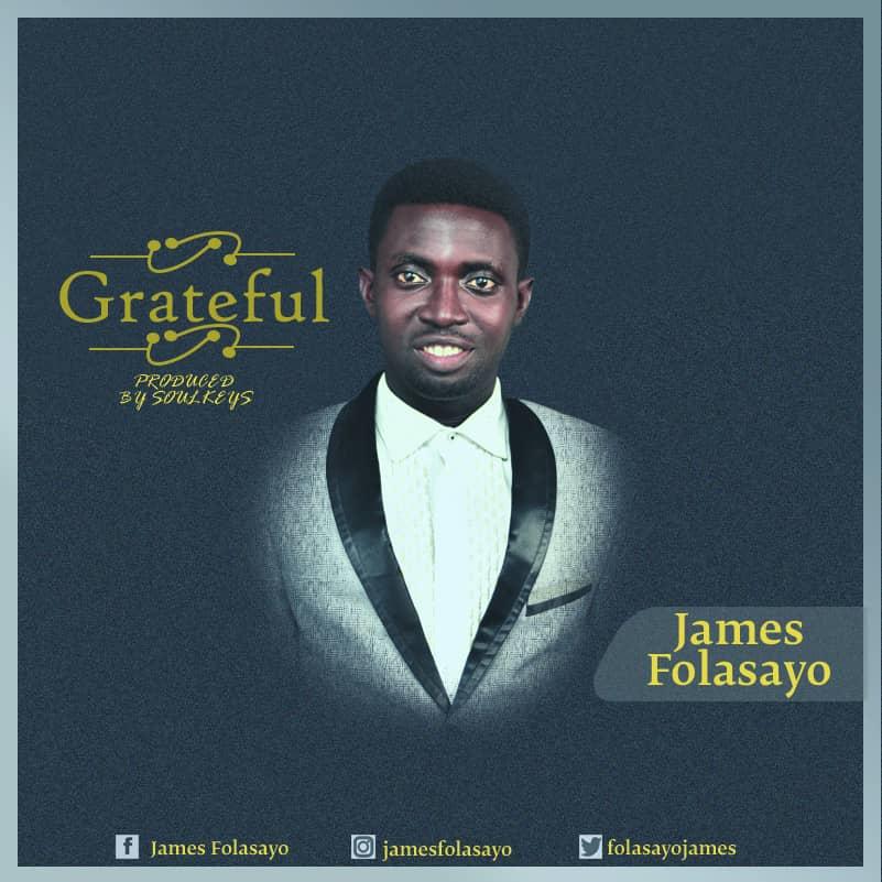James Folasayo - Grateful Audio