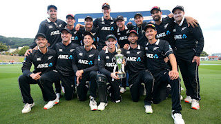 Bangladesh tour of New Zealand 3-Match ODI Series 2021