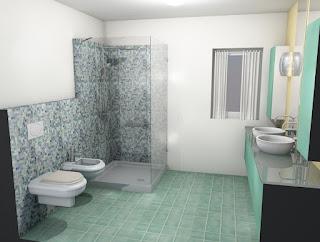 Zelena kopalnica.