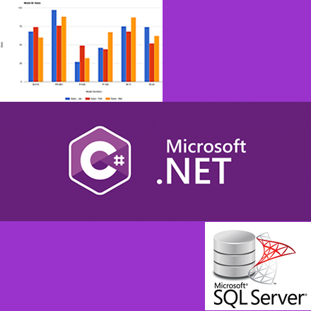 Implementing chart in asp net mvc project using amchart with sql