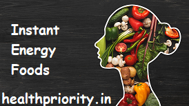 15 Food That Give You Instant Energy, Eat Them And Gain Energy Instantly