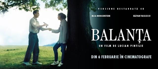 """La Cinema Cinefeel:  """"Balanța"""" (1992) restaurată în format digital 4K"""