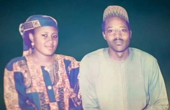 Muhammadu Buhari's wedding