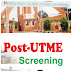 ESUT Post UTME / DE Screening Form for 2020/2021 Academic Session