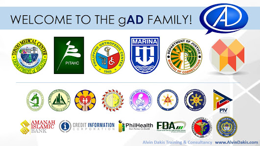 AD Celebrates Three Years of GAD Practice!