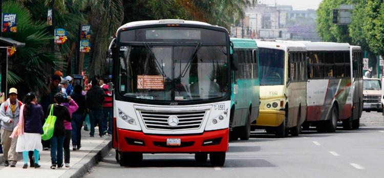 Adiós al pacto de Peña; sube transporte público en, al menos, 10 estados