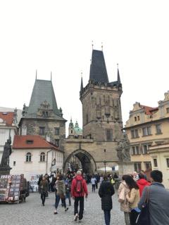 prague czech republic wanderlust travelblog europe charles bridge pragus castle