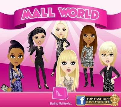 Gambar Game Perempuan Mall World