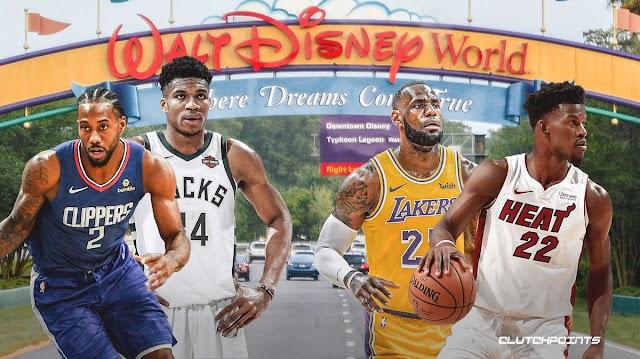 Um guia completo sobre o retorno da NBA
