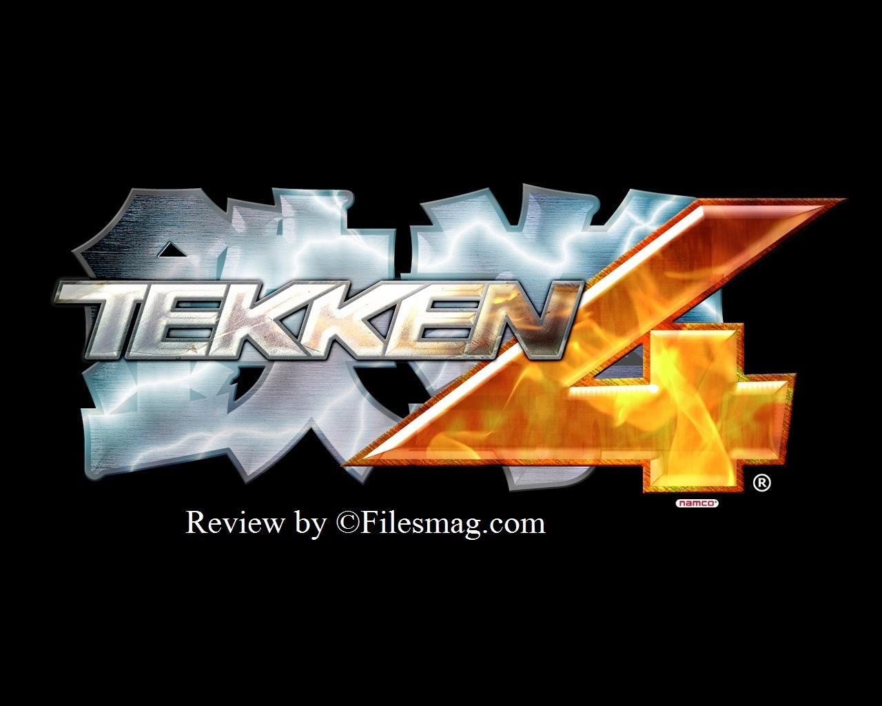 Tekken 4 Full Version PC Game Free Download