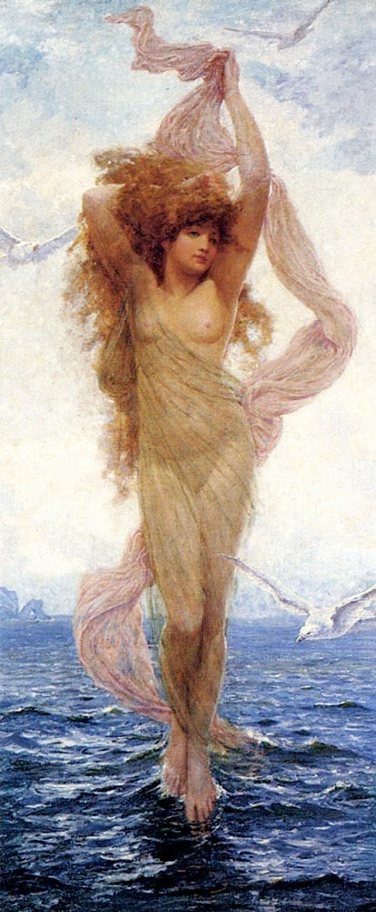 Robert Fowler, Birth of Venus (1879)