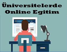 Üniversite Online Eğitim