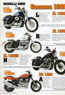sportster models 2009 1200
