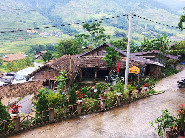 Travel Sapa with a homstay tours 2