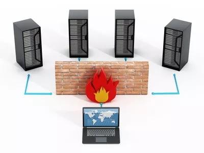 مفهوم جدار الحماية الشبكة