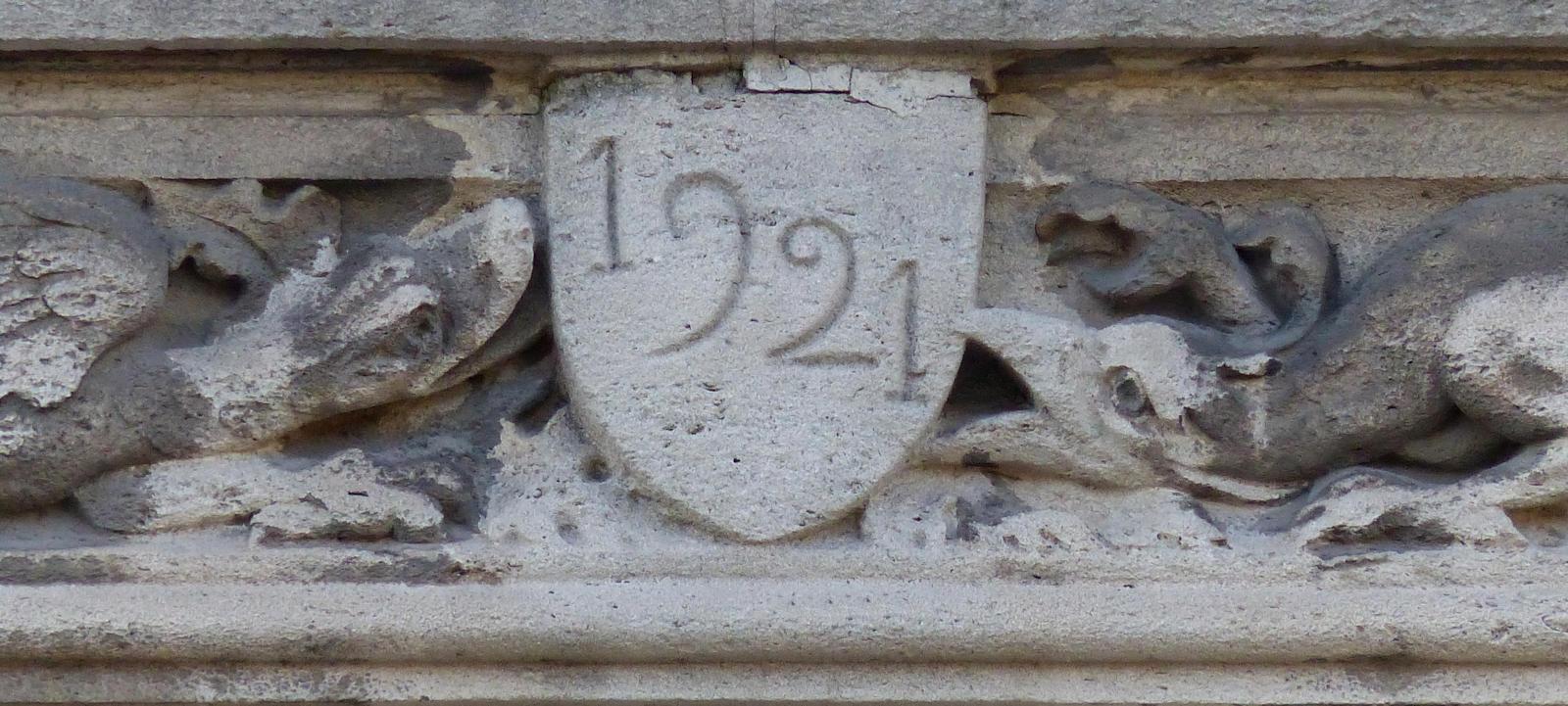 Chapelle du Voeu, Tourcoing - 1921