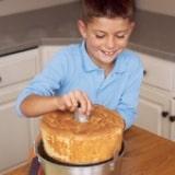 Lemon Sponge Cake - Step 8