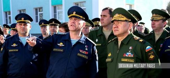 российские генералі военные преступники