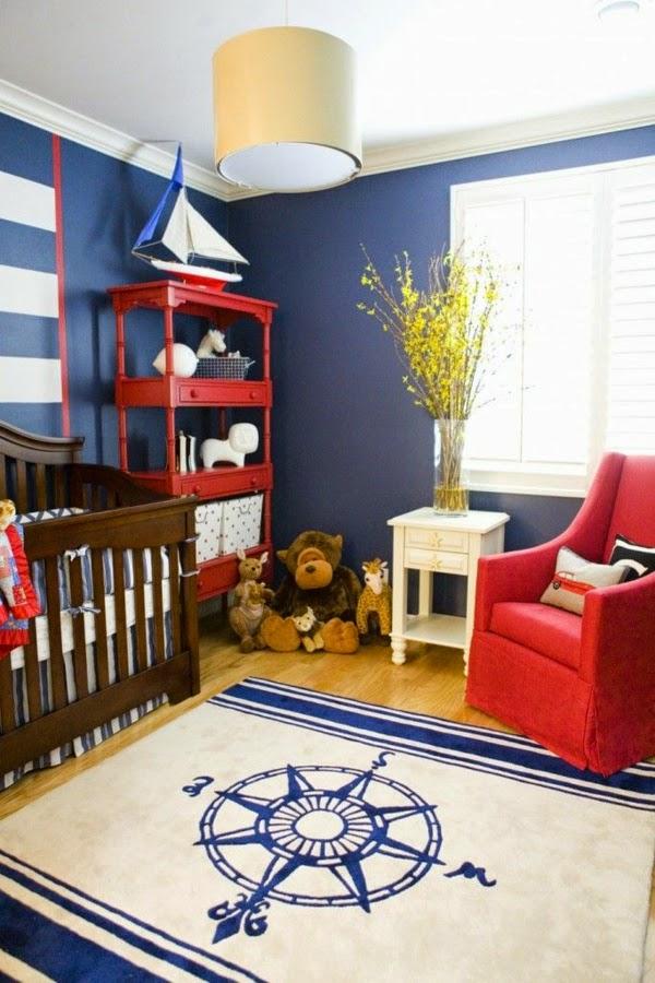 decoración dormitorio bebé