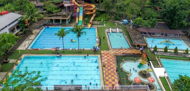 Kolam Renang di Bogor murah dan Harga Tiket Masuk (HTM) 2020
