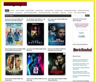 Bolly4u-Download New Hollywood, Bollywood Movies