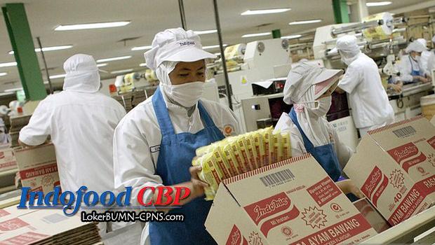 Lowongan Kerja PT. Indofood CBP Sukses Makmur Tbk - Noodle Division - Plant Cikarang Bekasi