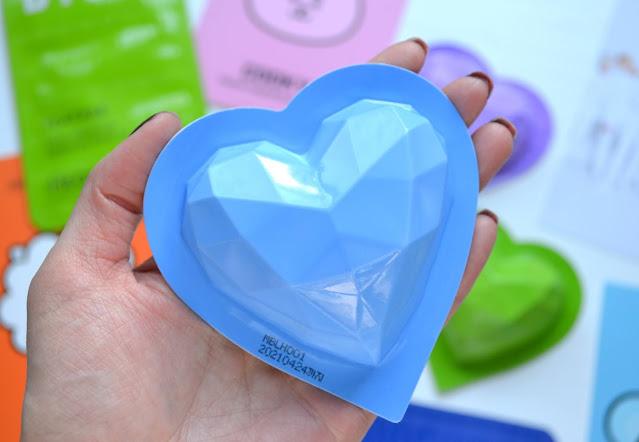 BTS Mediheal Capsulin Love Me Mask Blue Pack