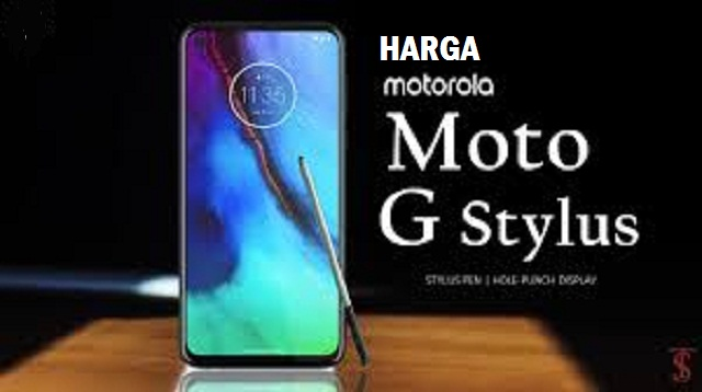 Motorola Moto G Stylus - Harga dan Spesifikasi