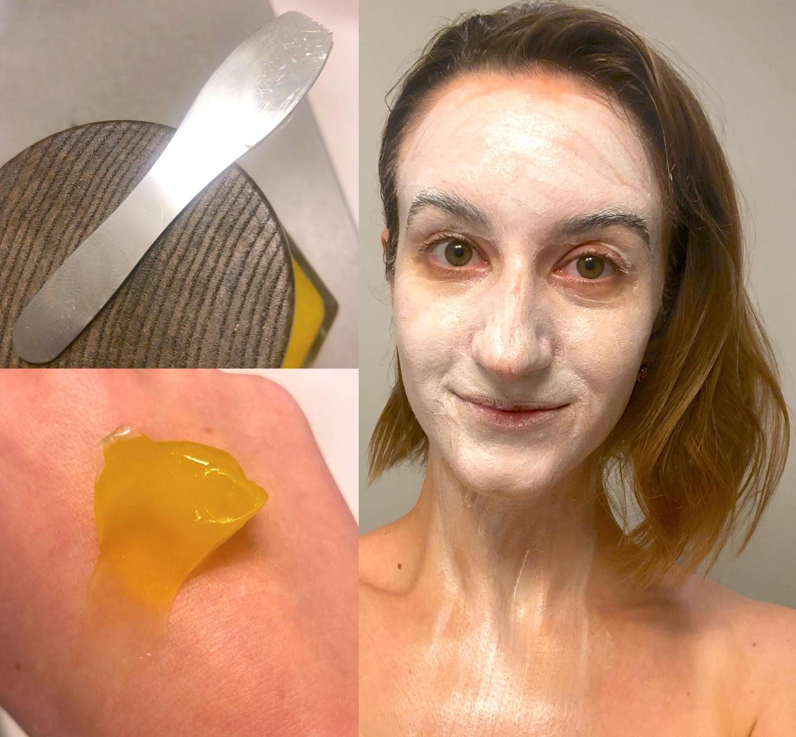 Farmacy Honey Potion Ingredients