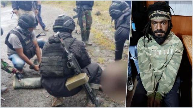 Pelaku Penembakan Iring-iringan Mobil Tito Karnavian Ditangkap, Sempat Tembak Mati 3 Polisi