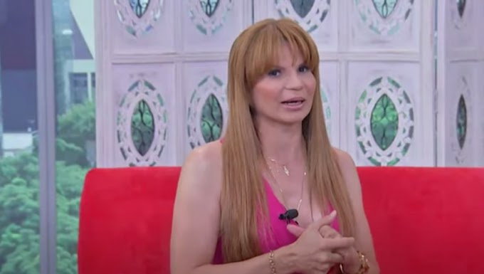 Mhoni Vidente ¿está embarazada? ¡Mira qué respondió! (VIDEO)